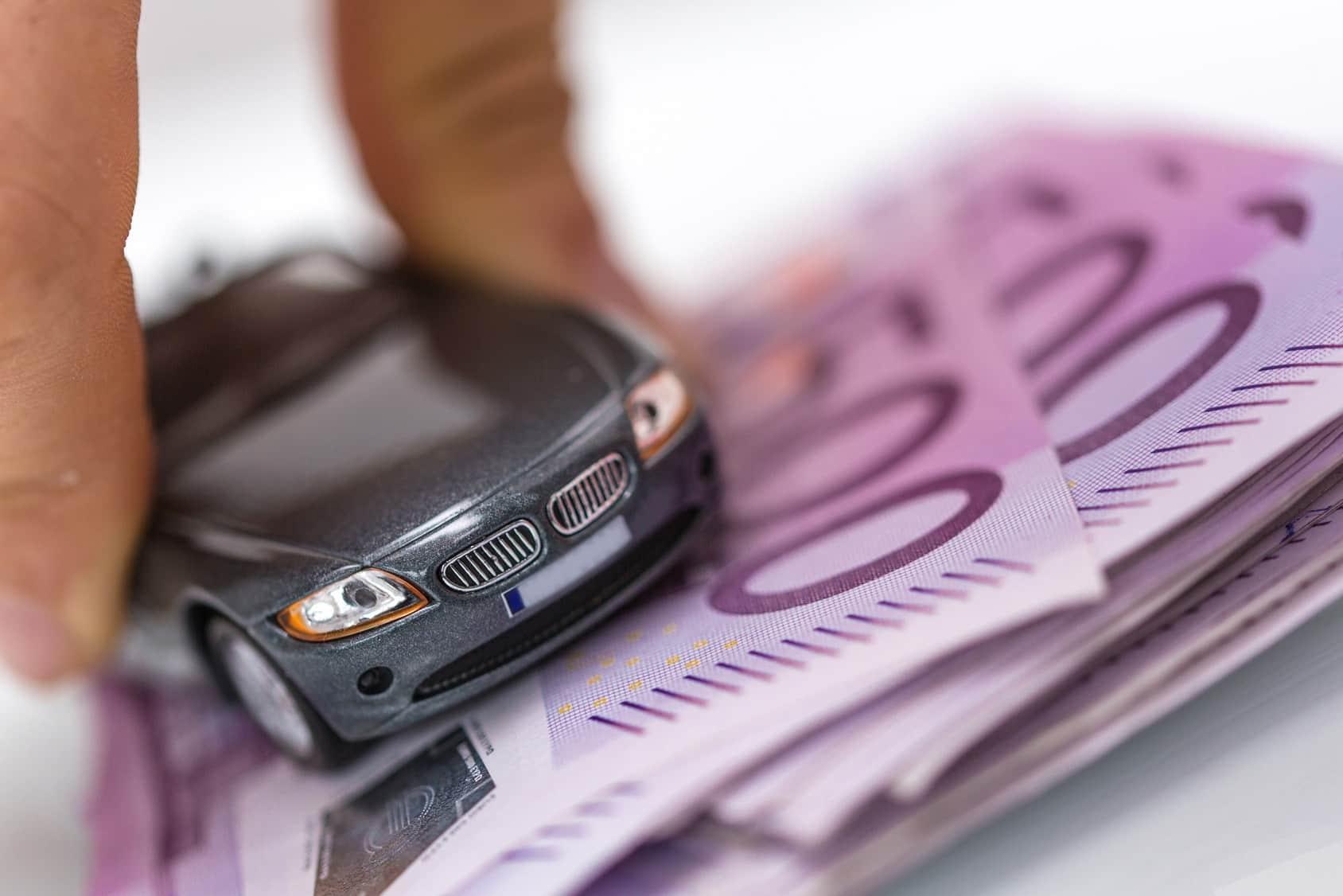 Crediting crédito y préstamo por tu coche