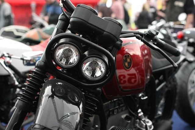 Salón de la moto en Barcelona