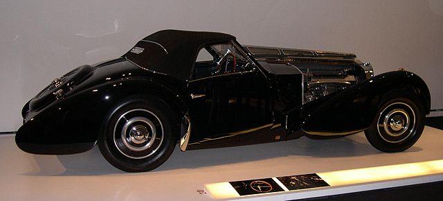: Bugatti Type 57 SC Atlantic de 1936